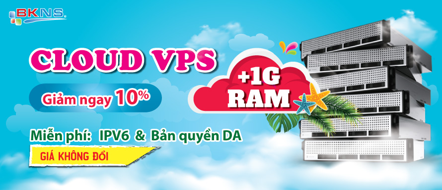 KM Cloud VPS