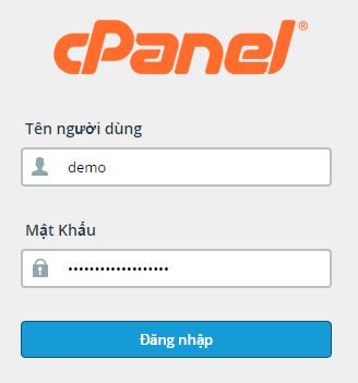 cPanel_login