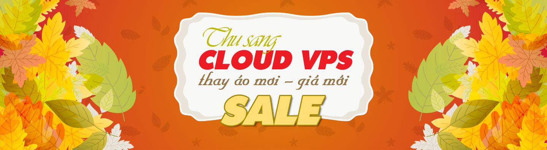 Thu sang Cloud VPS thay áo mới – giá mới