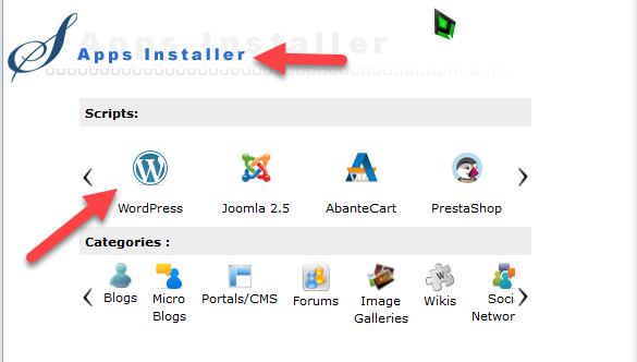 Đăng nhập vào hosting với DirectAdmin