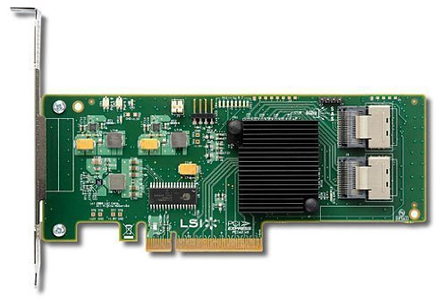 Flash Dell H310 chạy Firmware LSI 9211-8i IT Mode