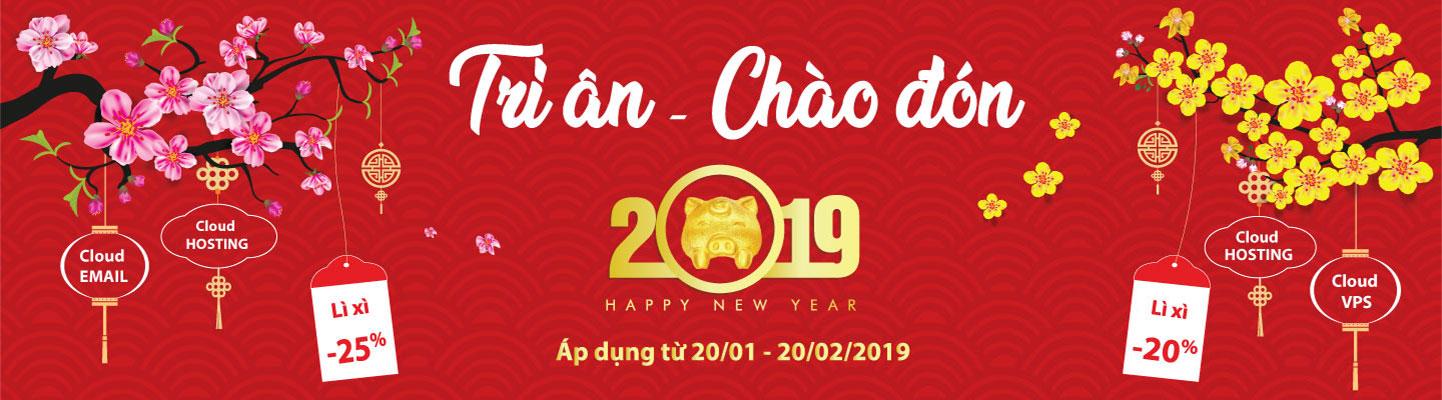 Khuyến mãi Tri ân – Chào đón năm 2019