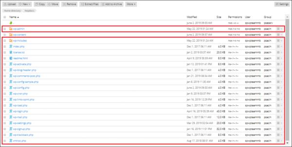 Hướng dẫn sử dụng Imunify360 xử lý file dính mã độc