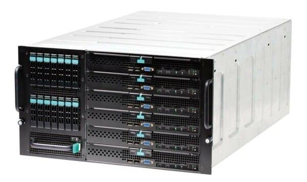 Chassis Server là một bộ phận trên hệ thống máy chủ với mục đích bảo vệ các phần cứng