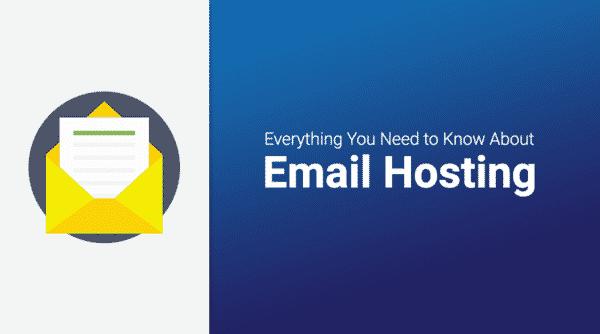 Email hosting là gì?