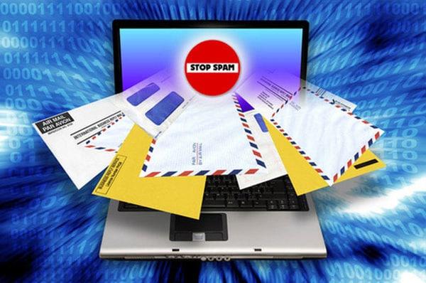 Hướng dẫn các bước chặn Email rác
