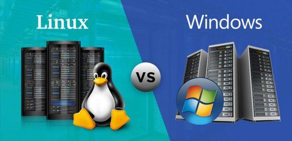 Nên lựa chọn VPS Windows hay VPS Linux
