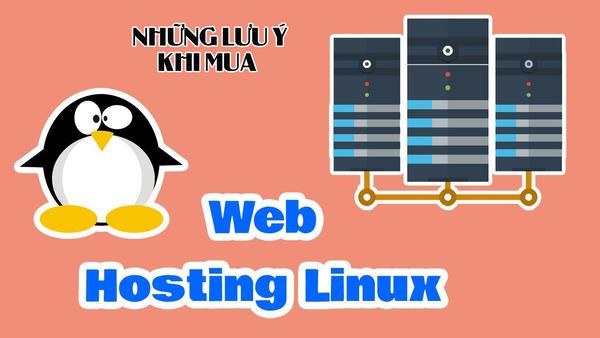 Những lưu ý khi mua hosting linux