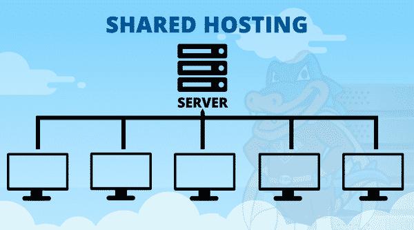 Shared Hosting là gì?