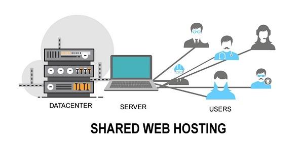 Shared Hosting là hình thức lưu trữ web phổ biến nhất