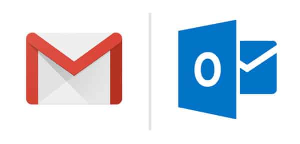So sánh Gmail với Outlook