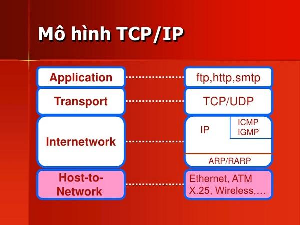 Giao thức TCP/IP không chịu sự kiểm soát của bất cứ công ty nào nên có thể thay đổi linh hoạt trong quá trình sử dụng