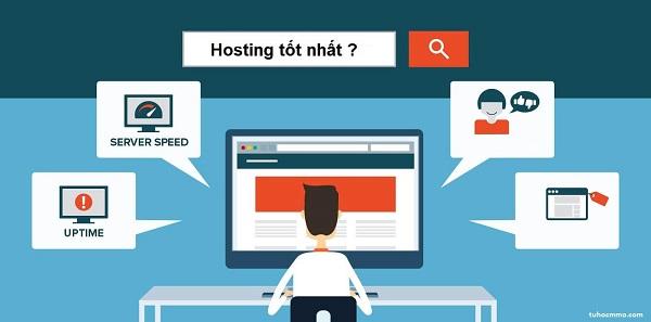 Thông số cần biết khi mua hosting