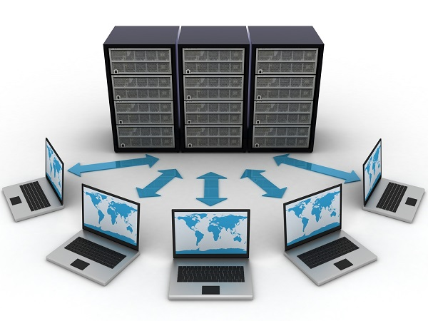 Máy chủ ảo VPS có thể hỗ trợ truy cập web, download, upload bittorent với tốc độ cao,...