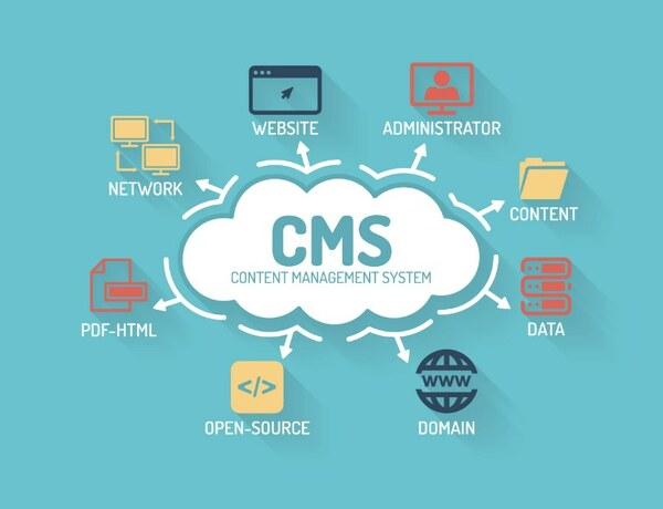 8 CMS tốt nhất cho website