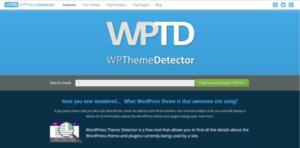 Cách kiểm tra Theme WordPress bằng WordPress Theme Detector