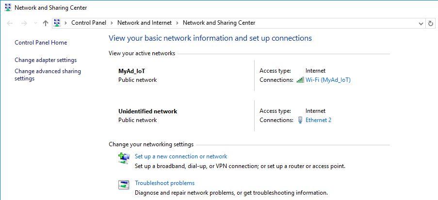Cách đổi DNS trên Windows 10