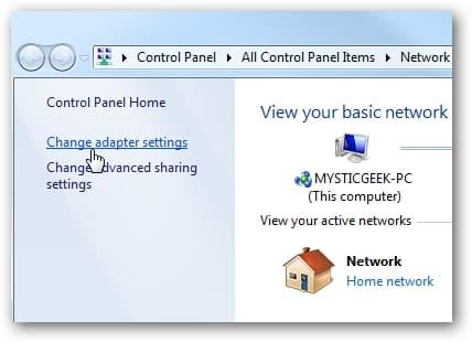 Cách đổi DNS vào facebook trên windows 7 2