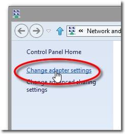 Cách đổi DNS vào facebook trên windows 8,10 2