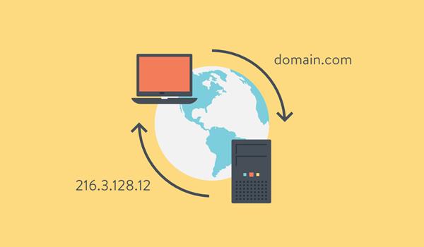 Địa chỉ DNS giúp truy cập vào địa chỉ IP của website mà bạn muốn đơn giản, nhanh chóng hơn
