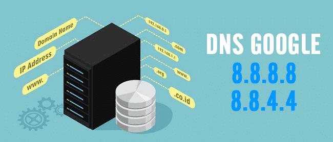 Hướng dẫn đổi DNS Google cho máy tính và điện thoại