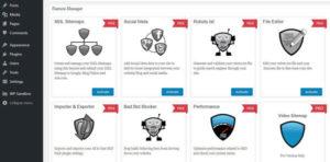 Dùng Plugin All in One SEO Pack để tạo file robots.txt