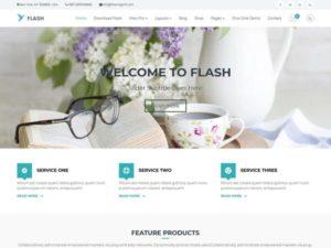 Flash là Theme WordPress có đầy đủ tính năng cao cấp