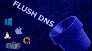 Flush DNS là một trong những cách khắc phục lỗi 504 gateway time-out