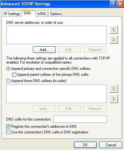 Hướng dẫn cài đặt DNS Suffix 3