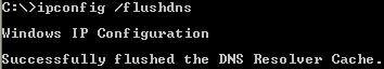 Hướng dẫn Flush DNS bằng cách dùng lệnh trong Windows 1