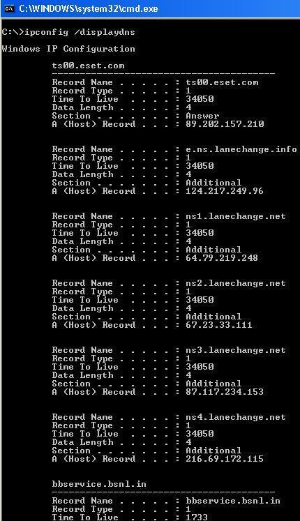 Hướng dẫn Flush DNS bằng cách dùng lệnh trong Windows 2