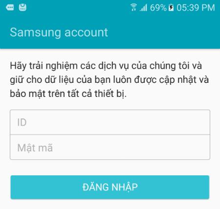 Hướng dẫn sử dụng Samsung Cloud để sao lưu dữ liệu 2