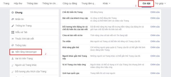 Hướng dẫn tích hợp facebook chat cho website không cần dùng plugin