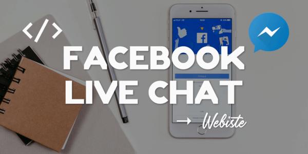 Hướng dẫn tích hợp Chat Facebook vào Website không sử dụng Plugin