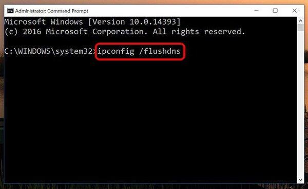 Hướng dẫn xóa Cache DNS trên Windows 10 2