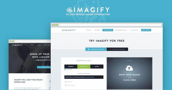 Imagify Image Optimizer giúp hạn chế tình trạng website bị chậm do ảnh có kích thước lớn