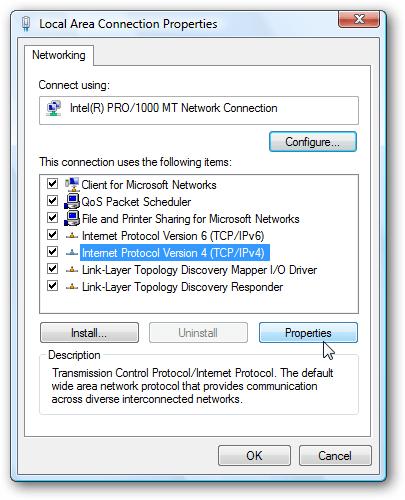IPv4 là phiên bản đầu tiên của IP được sử dụng rộng rãi trên toàn cầu