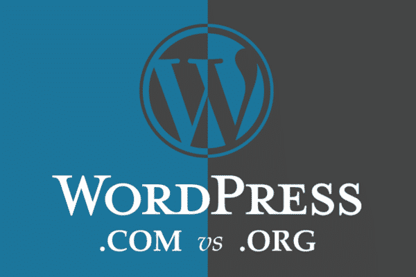 Phân biệt WordPress.com và WordPress.org