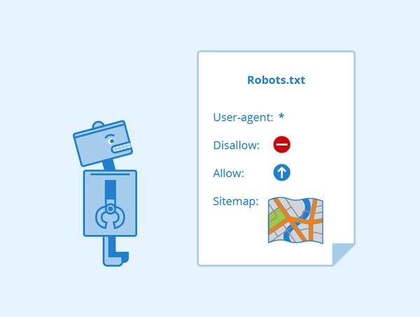 Quy tắc nên thêm vào file robots.txt WordPress