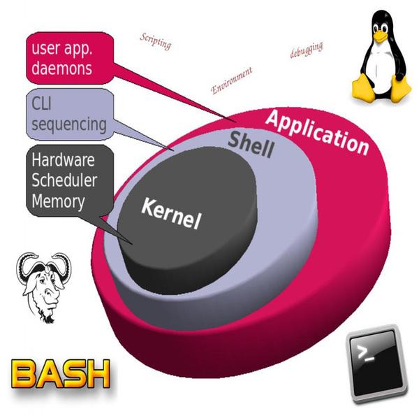 Shell tạo nên môi trường cho người dùng tùy chỉnh các file khởi tạo