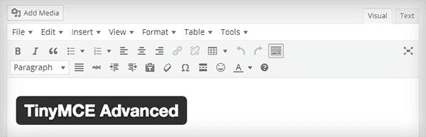 Tinymce Advanced là Plugin viết bài hiệu quả cho WordPress