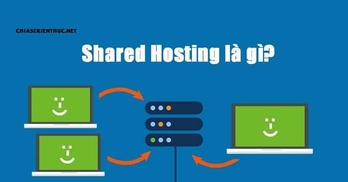 Shared hosting được backup tự động mỗi ngày