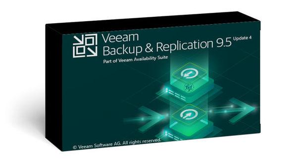 Veeam Backup là một phần mềm được phát triển bởi Veeam Software