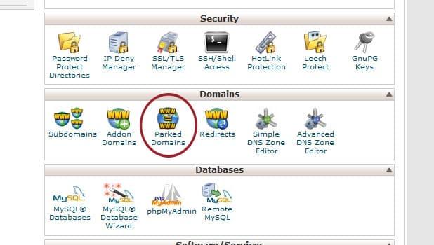 Alias Domain còn có tên gọi khác là Parked Domain
