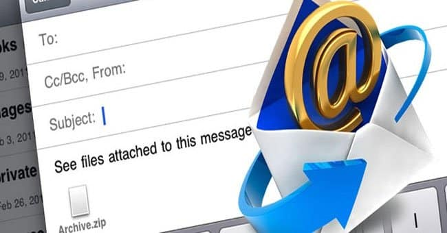 BCC và CC để gửi email cùng một lúc cho nhiều người