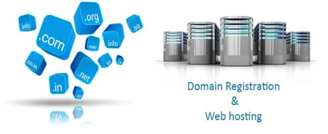 Domain và Hosting có mối quan hệ mật thiết và không thể tách rời