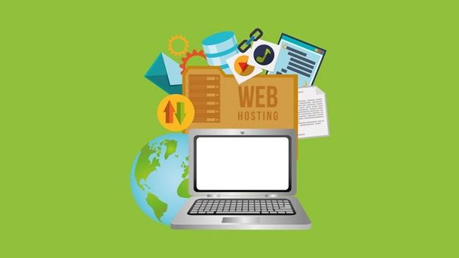 Hosting là không gian lưu trữ website trên internet
