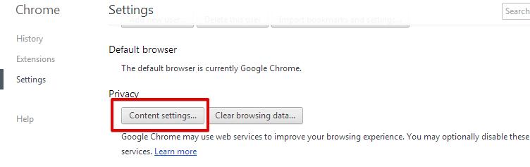Khắc phục lỗi 400 bad request bằng cách xóa Cookie của website trên trình duyệt Chrome 2