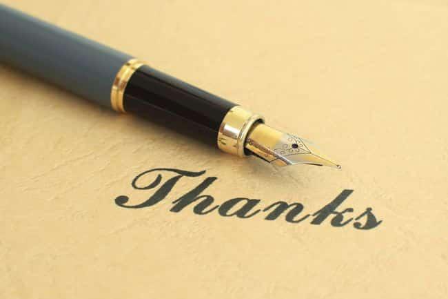 """Không nên sử dụng """"Thanks"""" để kết email nếu bạn có mong muốn người nhận giúp đỡ điều gì đó"""