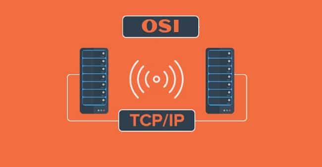 Mô hình osi và tcp/ip khác nhau thế nào?